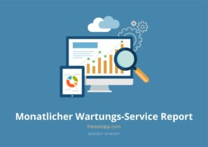 Wordpress Wartung
