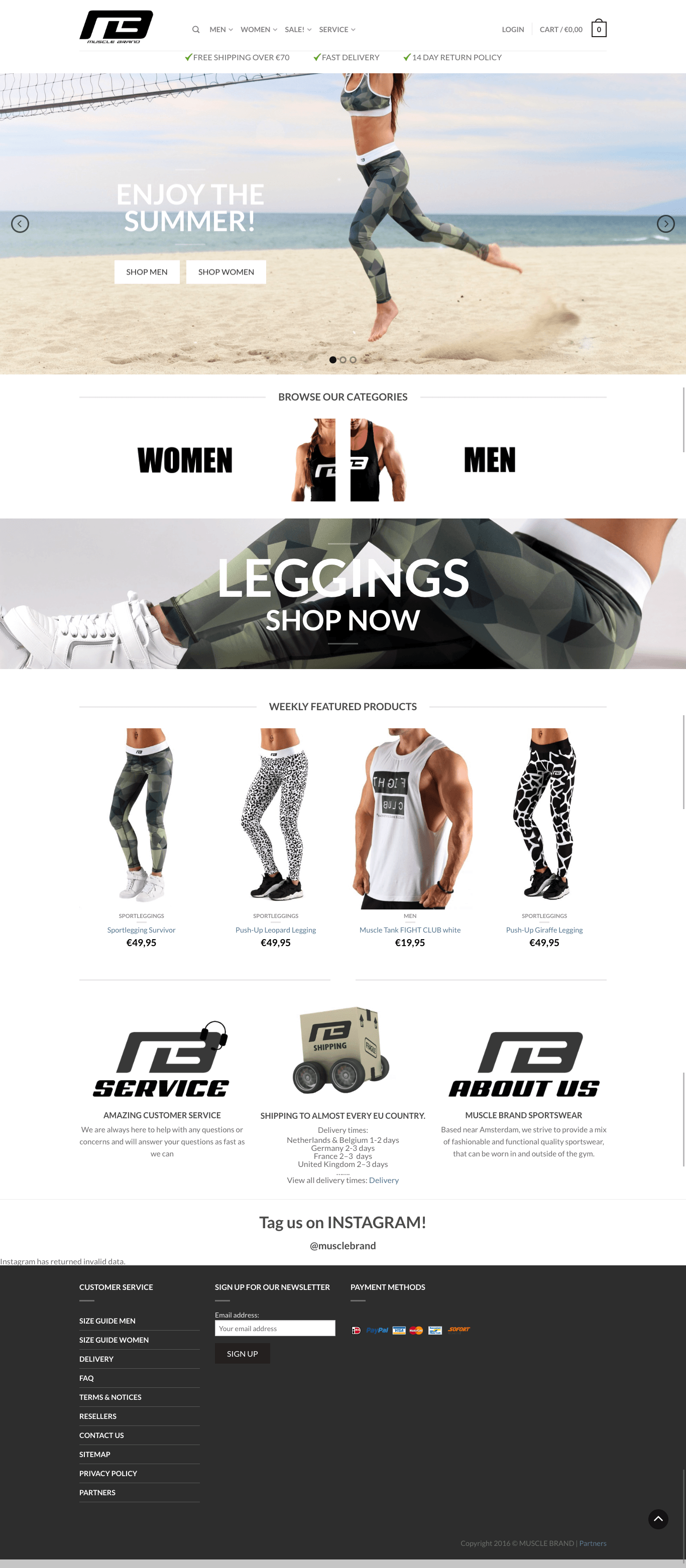 Muscle Brand Shop